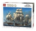The Battle of Trafalgar 1000 Puzzle